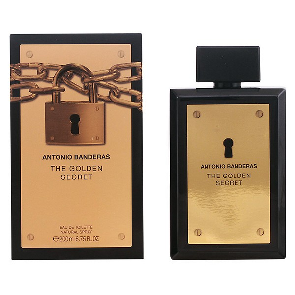 Perfume Hombre The Golden Secret Antonio Banderas EDT
