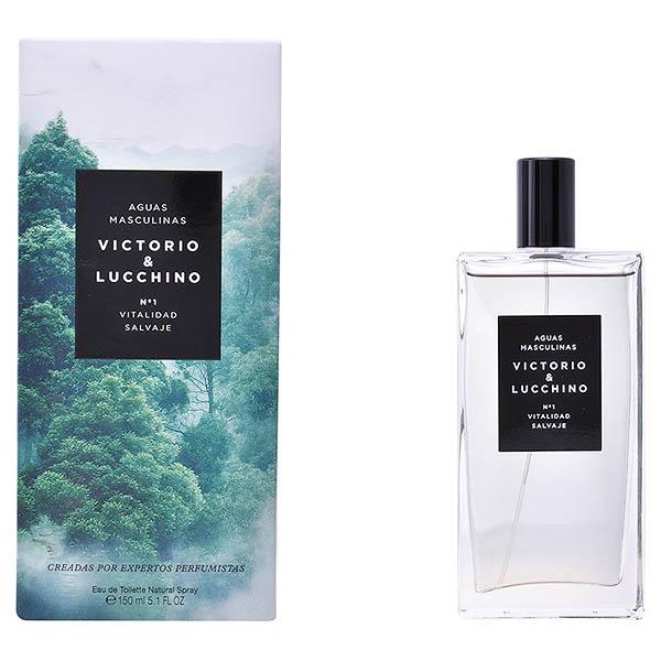 Perfume Hombre V&l Agua Nº 1 Victorio & Lucchino EDT