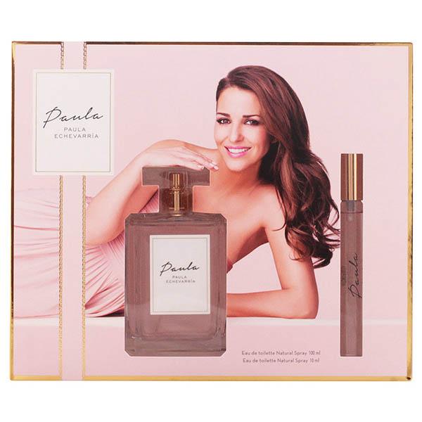 Set de Perfume Mujer Paula Original Paula Echevarria (2 pcs)
