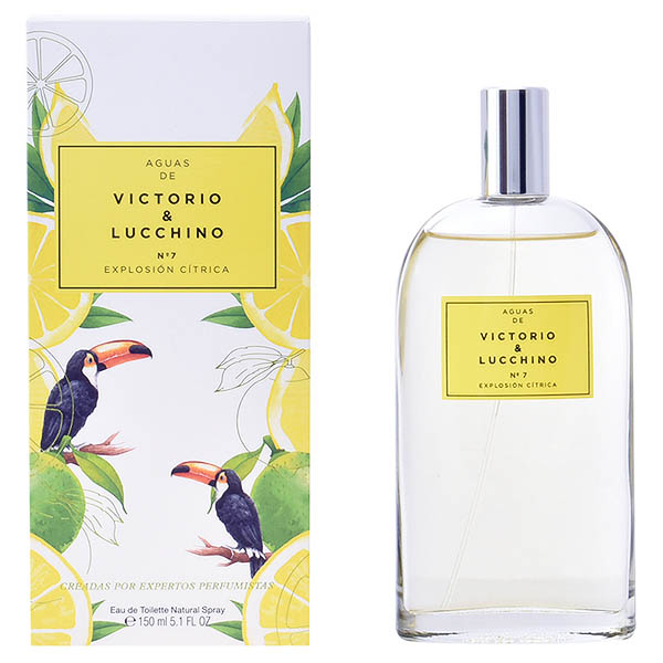 Perfume Mujer V&l Agua Nº 7 Victorio & Lucchino EDT