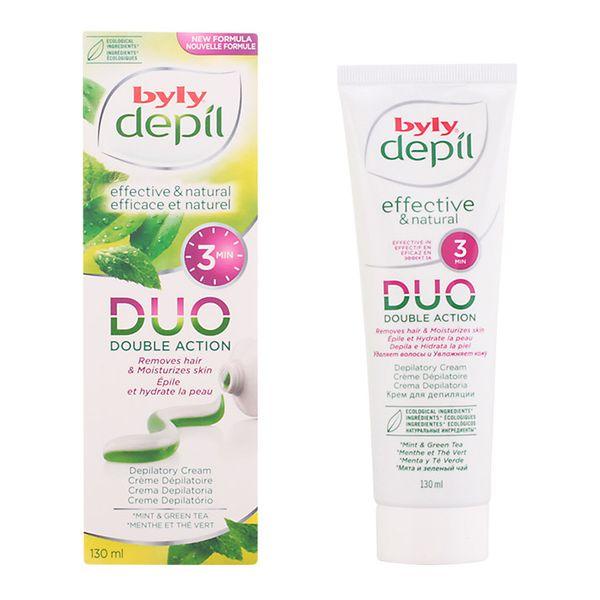 Depilacijska krema za telo Depil Duo Byly (130 ml)