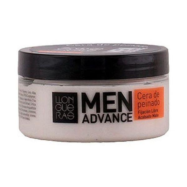 Vosek za kodraste lase Men Advance Original Llongueras
