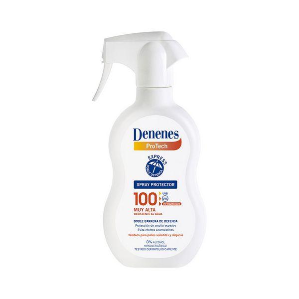 Zaščitni sprej za sonce Spf 100 Denenes 5550