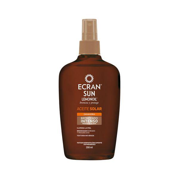 Olje za sončenje Ecran SPF 2 (200 ml)