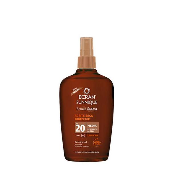 Olio Secco Sun Lemonoil Ecran SPF 20 (200 ml)