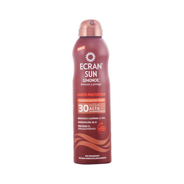 Olje za sončenje Ecran SPF 30 (250 ml)