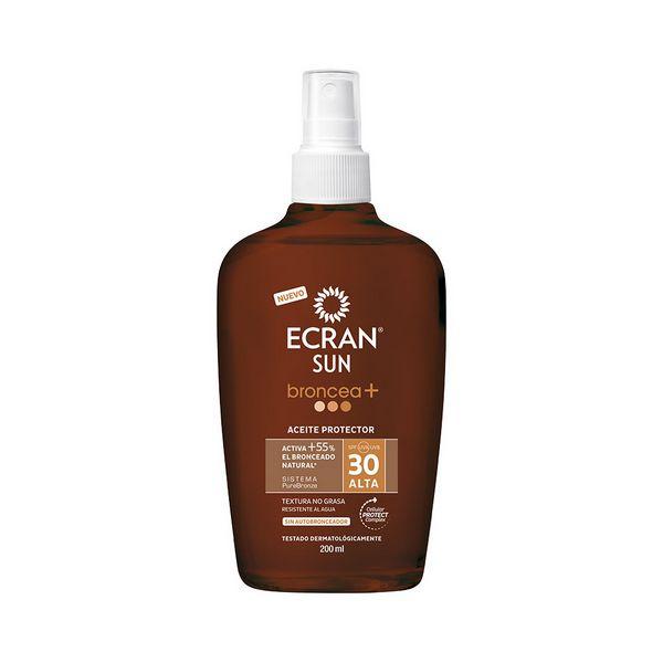 Zaščitno olje Ecran SPF 30 (200 ml)