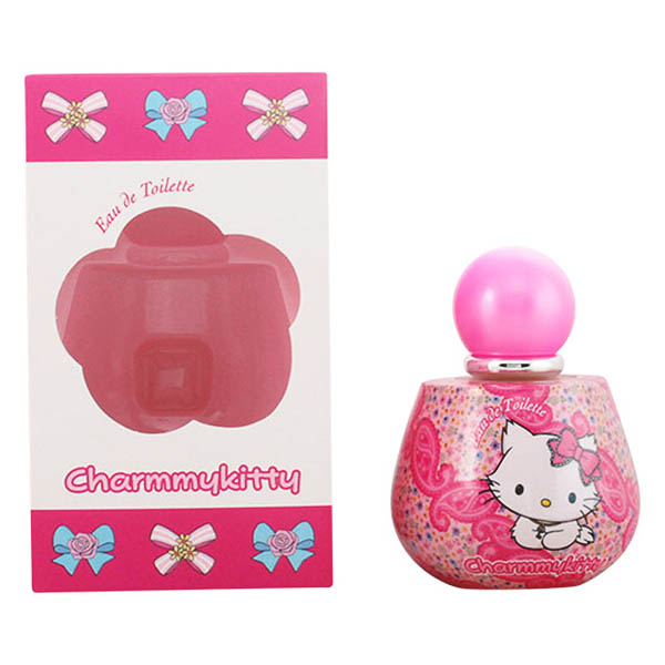 Perfume Infantil Charmmy Kitty Hello Kitty EDT