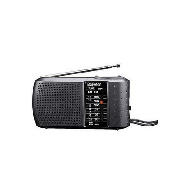 Radio Portatile Daewoo DRP-14