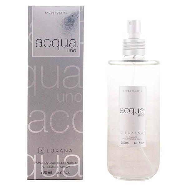 Perfume Mujer Acqua Uno Luxana EDT
