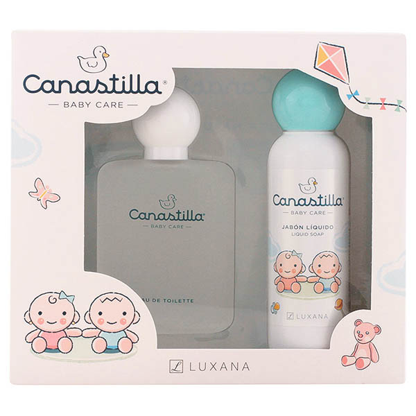 Set de Perfume Infantil Luxana (2 pcs)