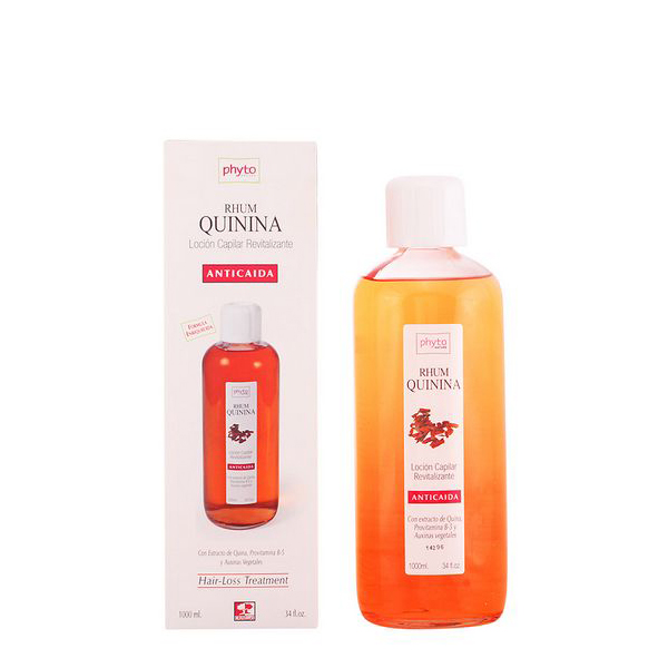 Losjon proti izpadanju las Phyto Nature Rhum Quinina Luxana - 200 ml