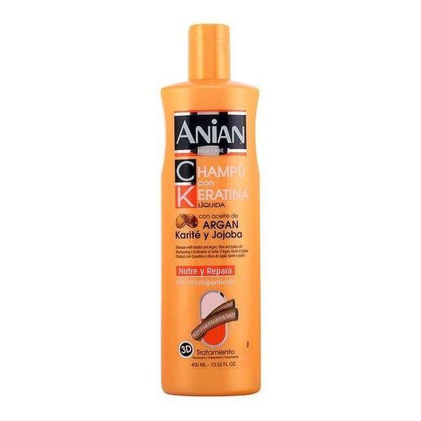 Hranljiv šampon za lase Anian
