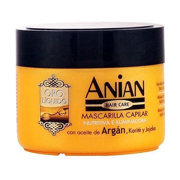 Krepitvena maska za lase Anian