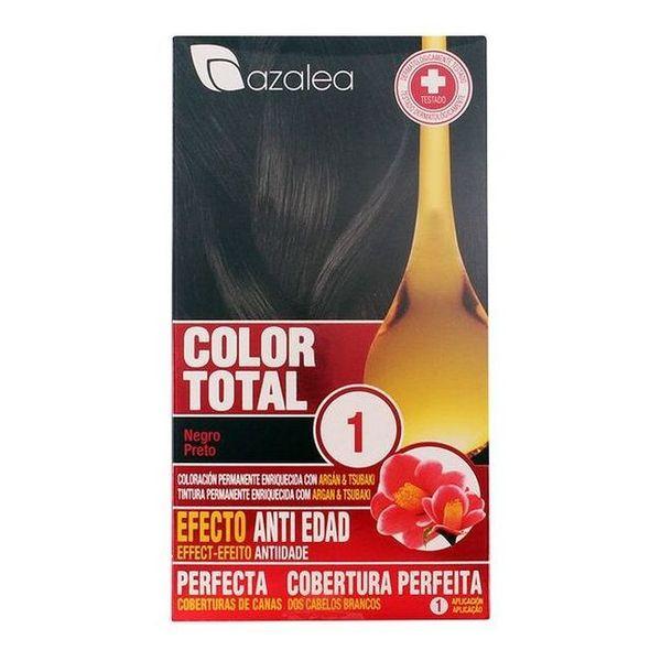 Obstojna barva z učinkom proti staranju Azalea Črna