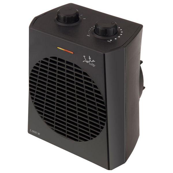 Calefactor Vertical JATA 2000W Negro