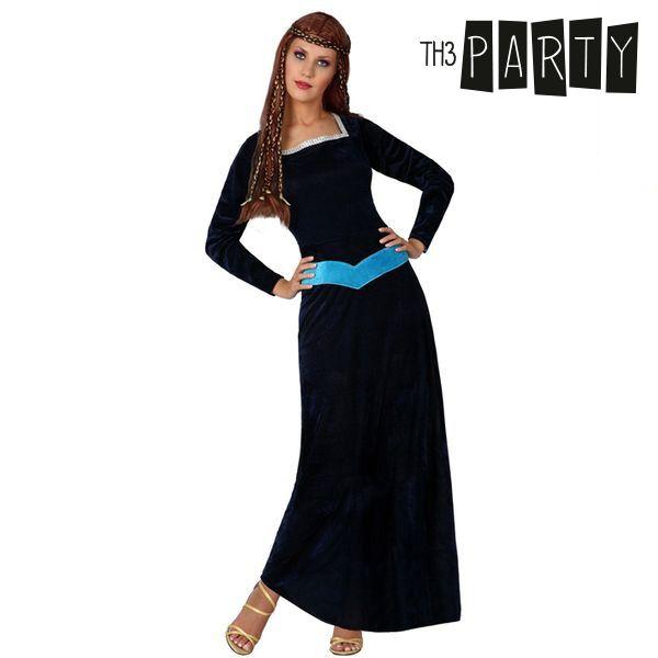 Costume per Adulti Th3 Party 346 Dama medievale