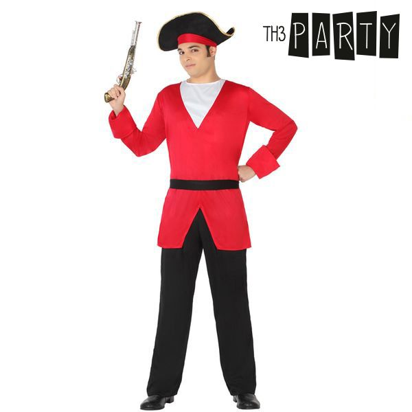 Costume per Adulti Th3 Party 6263 Pirata uomo