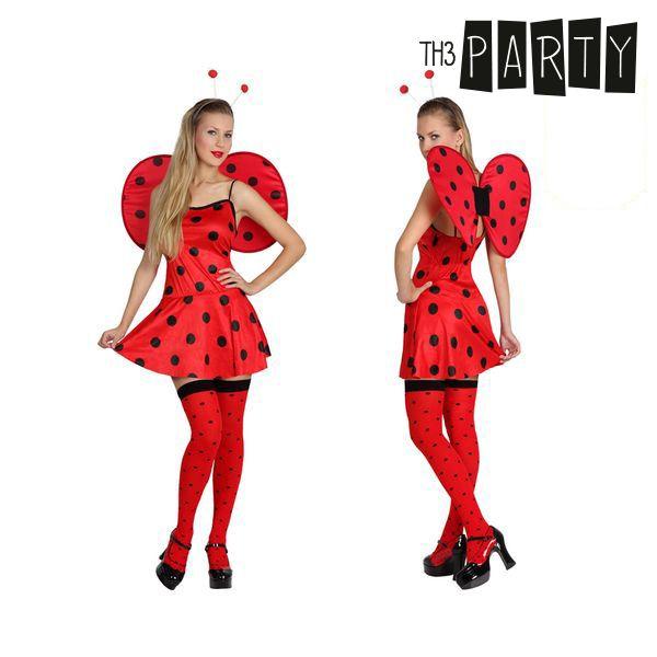 Costume per Adulti Th3 Party 1068 Coccinella