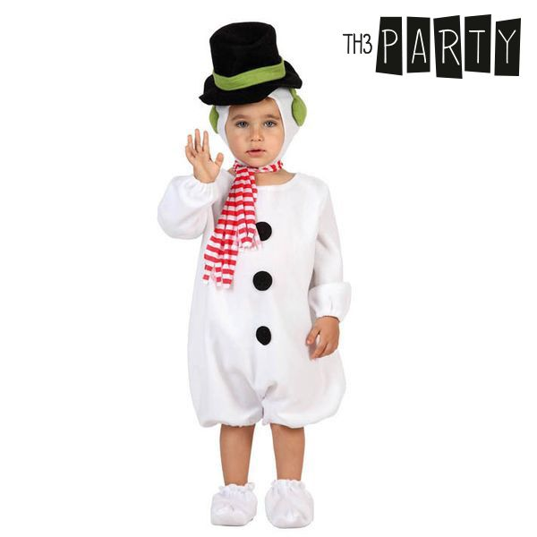 Costume per Neonati Th3 Party 5646 Pupazzo di neve
