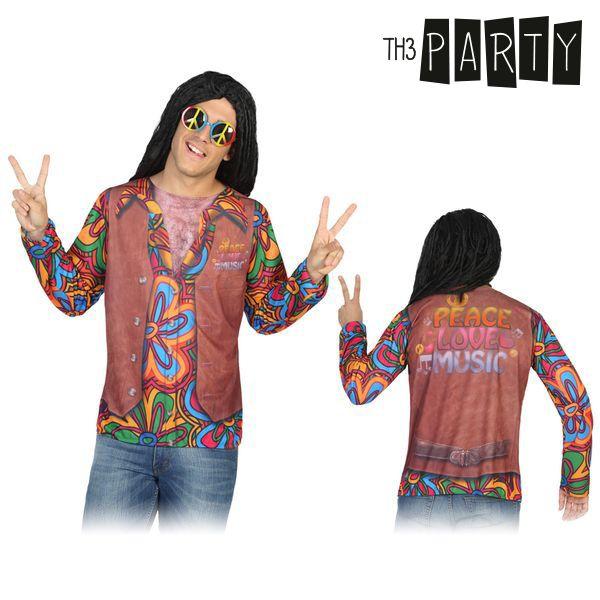 Maglia per adulti Th3 Party 6634 Hippie