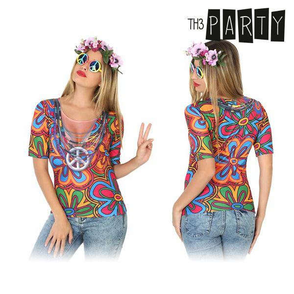 Maglia per adulti Th3 Party 6641 Hippie