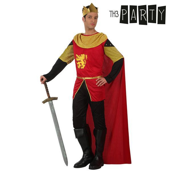 Costume per Adulti Th3 Party 1383 Re medievale