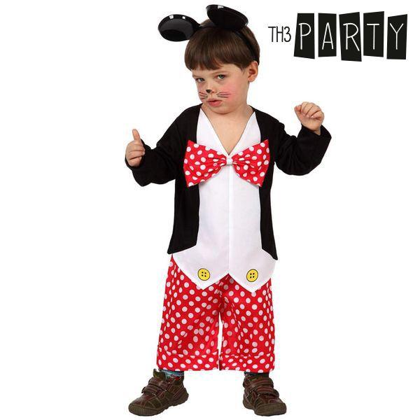 Costume per Neonati Th3 Party 4926 Topino