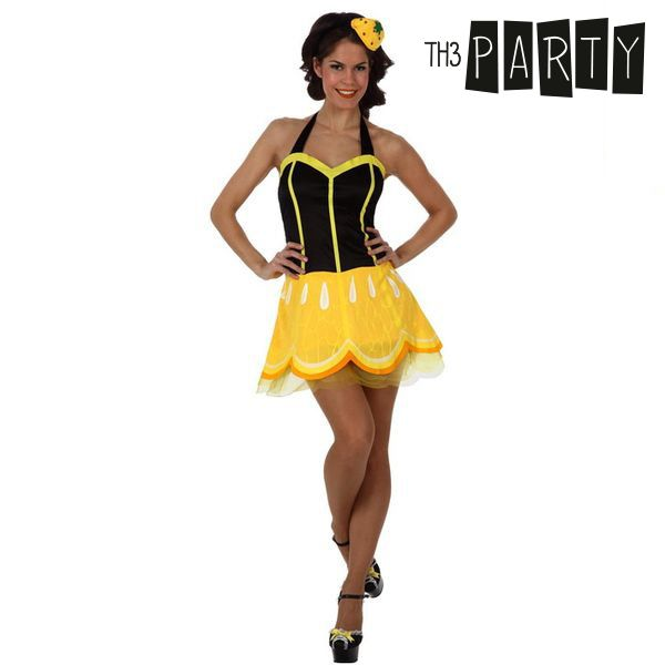 Costume per Adulti Th3 Party 5152 Limone