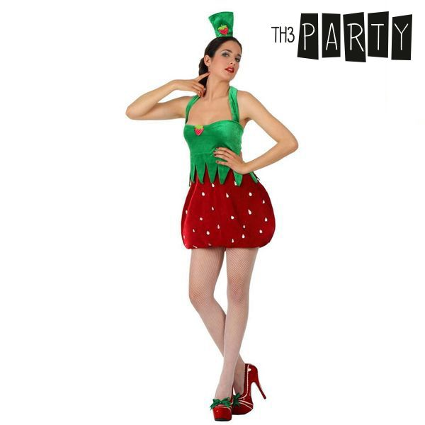 Costume per Adulti Th3 Party 5213 Fragola