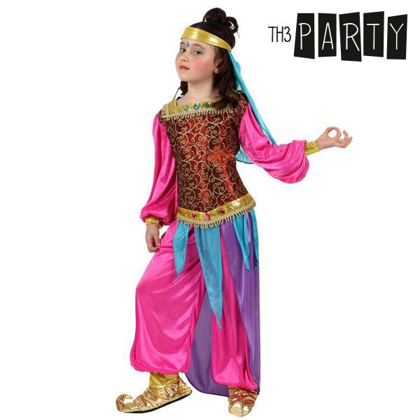 Costume per Bambini Th3 Party 6593 Ballerina araba