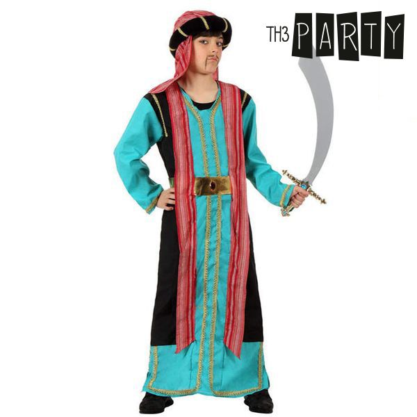Costume per Bambini Th3 Party 6715 Sceicco arabo