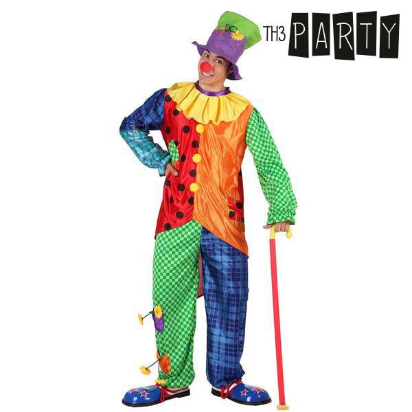Costume per Adulti Th3 Party 9449 Pagliaccio