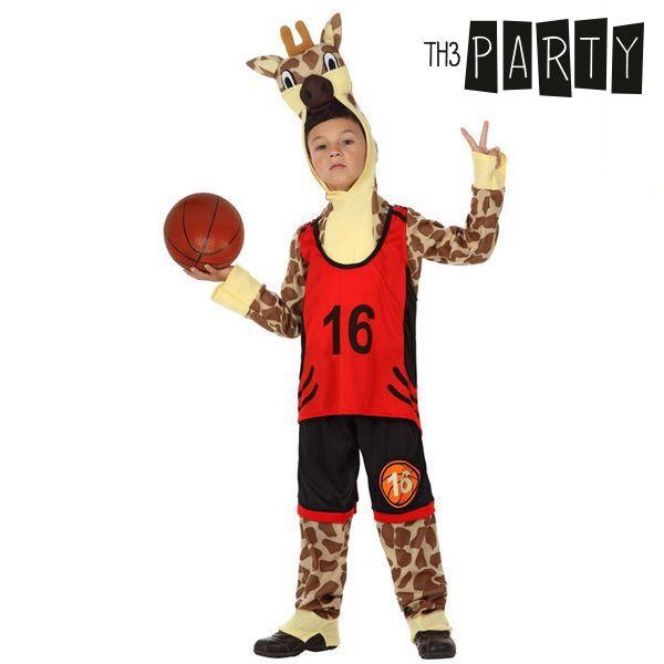Costume per Bambini Th3 Party 2166 Giraffa sportiva