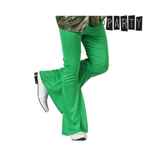 Pantalone per Adulti Th3 Party 2707 Disco Verde