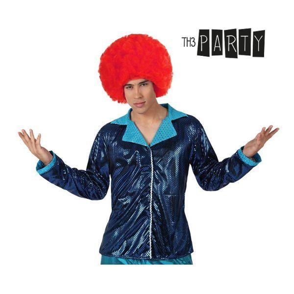 Giacca per Adulti Th3 Party 2912 Disco Azzurro