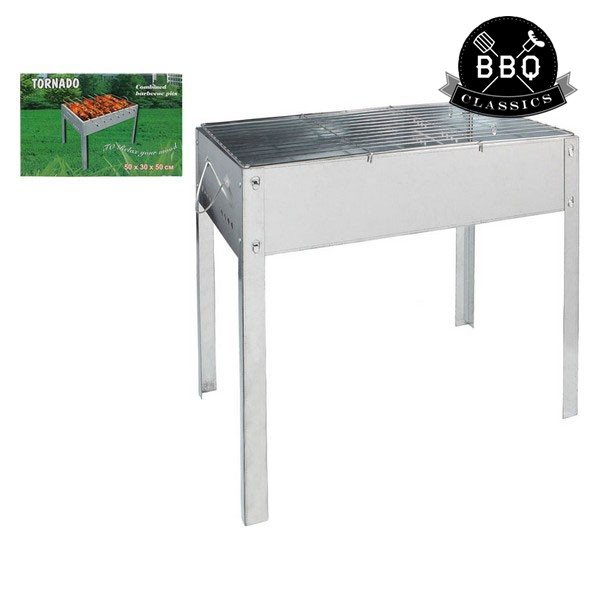 Barbecue BBQ Classics 36378 (42 x 27 x 18 cm) Metallo