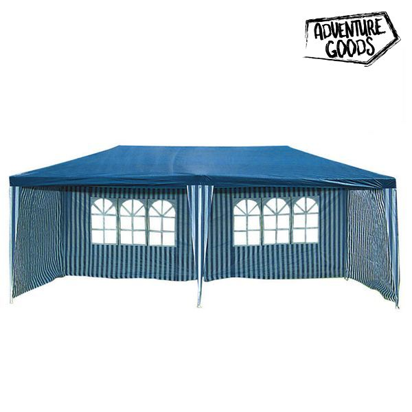 Tenda da Spiaggia Adventure Goods 7504 Azzurro