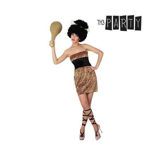 Costume per Adulti Th3 Party 4113 Donna cavernicola
