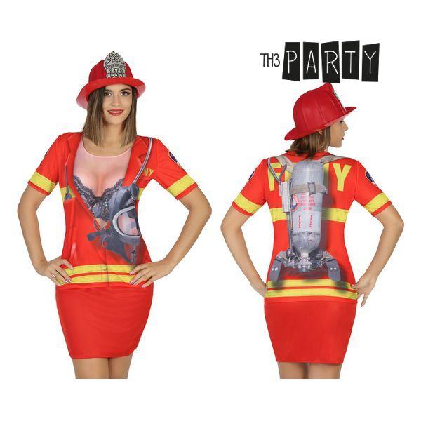 Maglia per adulti Th3 Party 6667 Pompiere donna