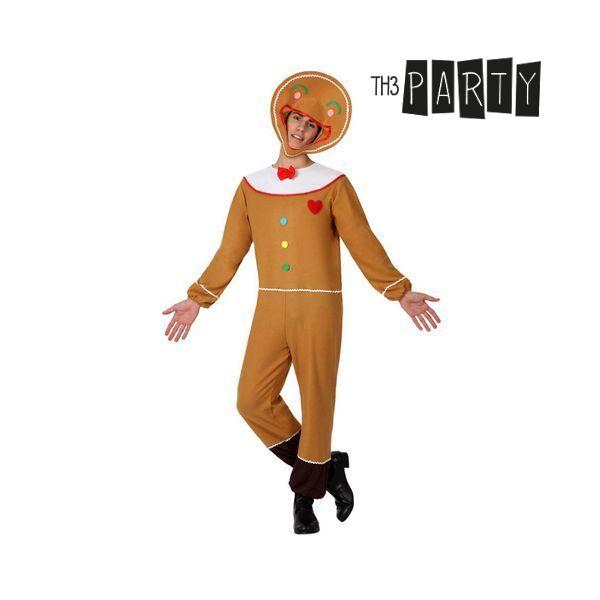 Costume per Adulti Th3 Party 2499 Biscotto