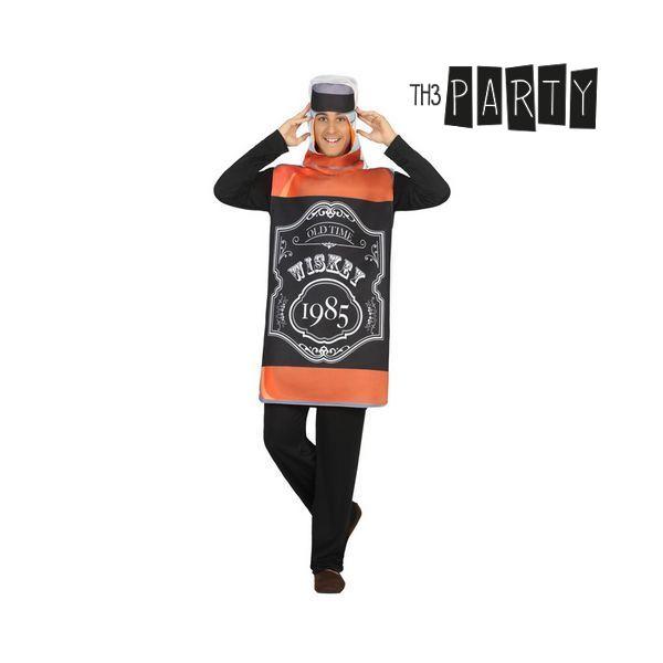 Costume per Adulti Th3 Party 2023 Bottiglia di whisky