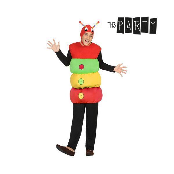Costume per Adulti Th3 Party 2467 Verme