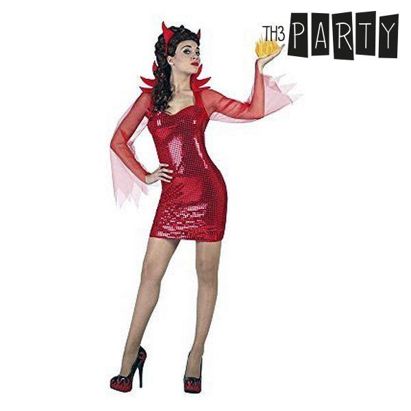Disfraz para Adultos Th3 Party 22660 Demonia Disco (OpenBox)