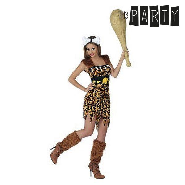 Disfraz para Adultos Th3 Party 22801 Cavernícola (OpenBox)