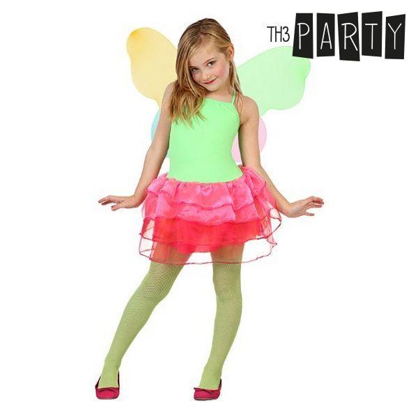 Disfraz para Niños Th3 Party 23469 Hada de primavera (OpenBox)