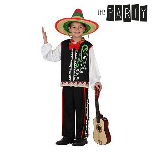 Disfraz para Niños Th3 Party 23617 Mariachi (OpenBox)
