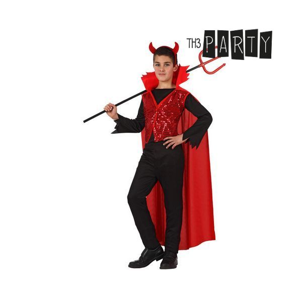 Costume per Bambini Th3 Party 5261 Demonio