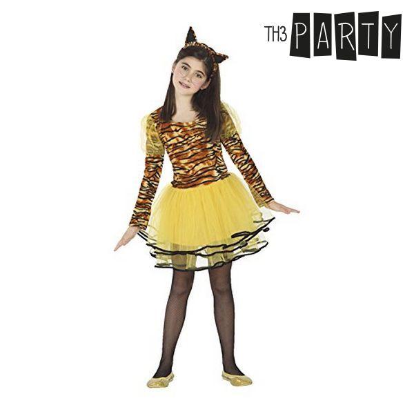 Disfraz para Niños Th3 Party 26490 Tigresa (OpenBox)