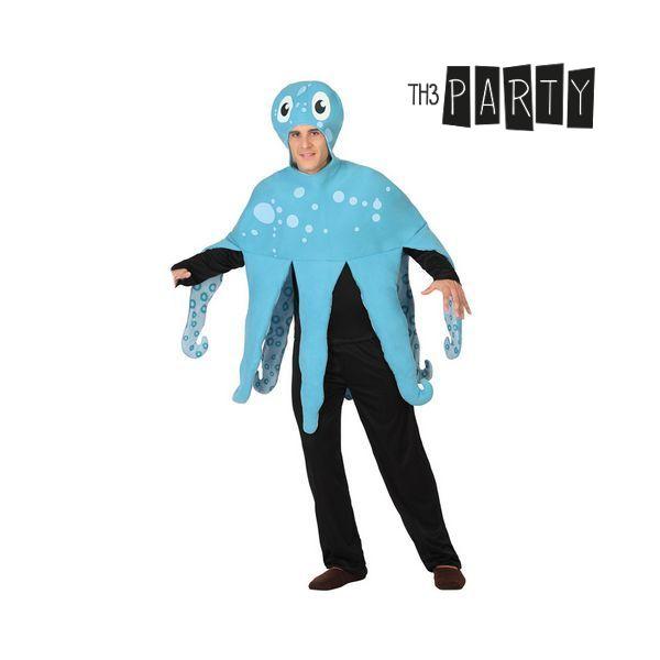 Costume per Adulti Th3 Party 6419 Polipo